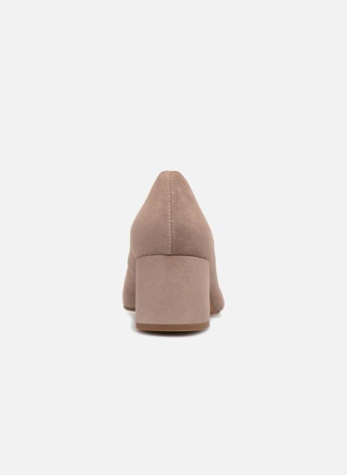 Zapatos de tacón Apologie SALON VENUSA Marrón vista lateral derecha