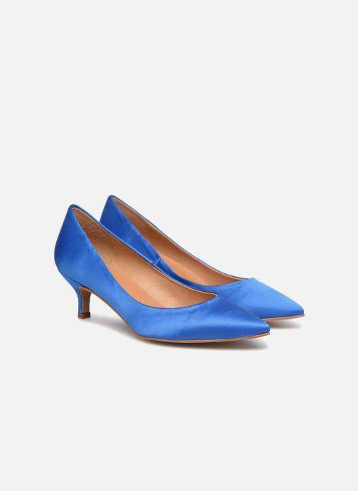 Zapatos de tacón Apologie SALON SHIKA Azul vista 3/4
