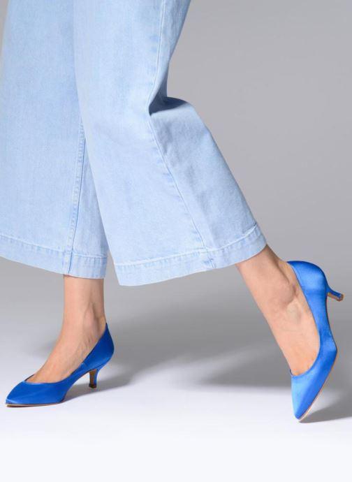 Zapatos de tacón Apologie SALON SHIKA Azul vista de abajo