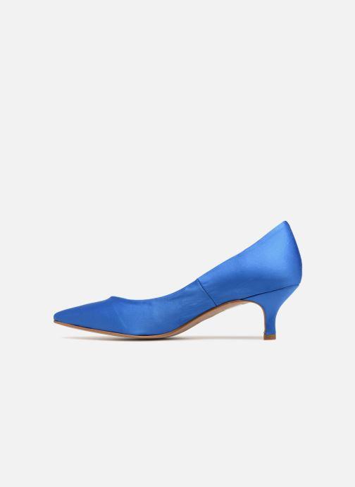 Zapatos de tacón Apologie SALON SHIKA Azul vista de frente