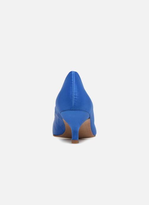 Zapatos de tacón Apologie SALON SHIKA Azul vista lateral derecha