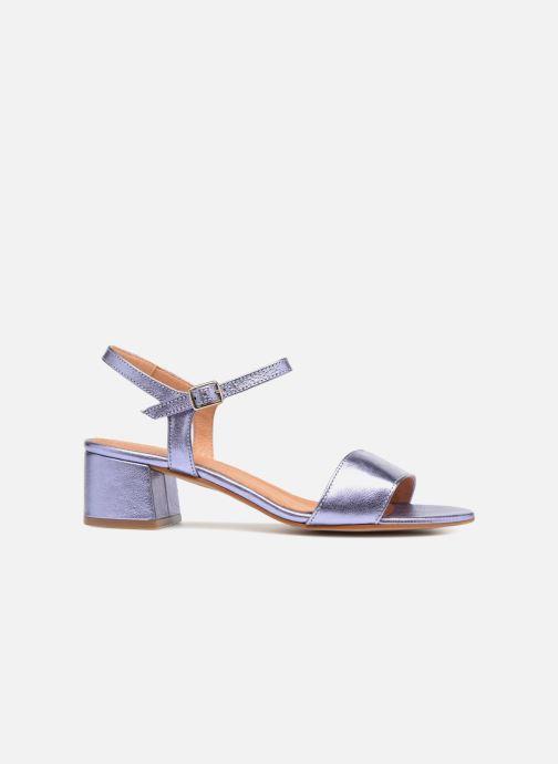 Sandales et nu-pieds Apologie SANDALIA PIERRE Violet vue derrière
