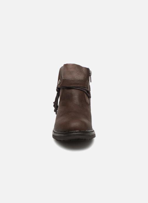 Stiefeletten & Boots Refresh 64759 schwarz schuhe getragen