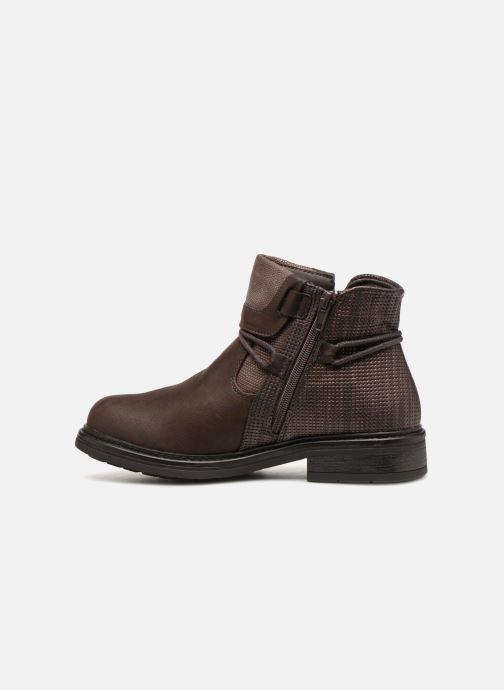 Stiefeletten & Boots Refresh 64759 schwarz ansicht von vorne