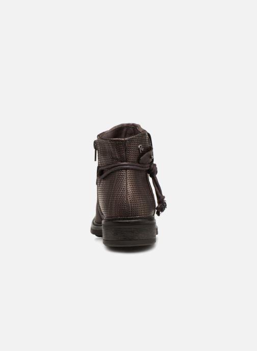 Stiefeletten & Boots Refresh 64759 schwarz ansicht von rechts
