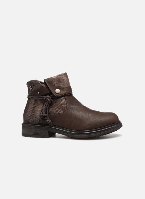 Stiefeletten & Boots Refresh 64759 schwarz ansicht von hinten