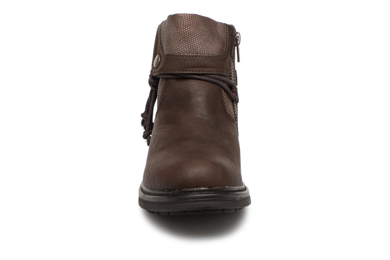Bottines et boots Refresh 64759 Noir vue portées chaussures