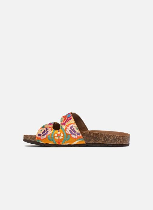 Mules et sabots Pieces CHRISTIEL SANDAL Multicolore vue face