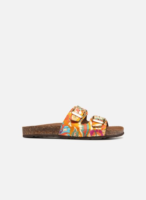 Mules & clogs Pieces CHRISTIEL SANDAL Multicolor back view