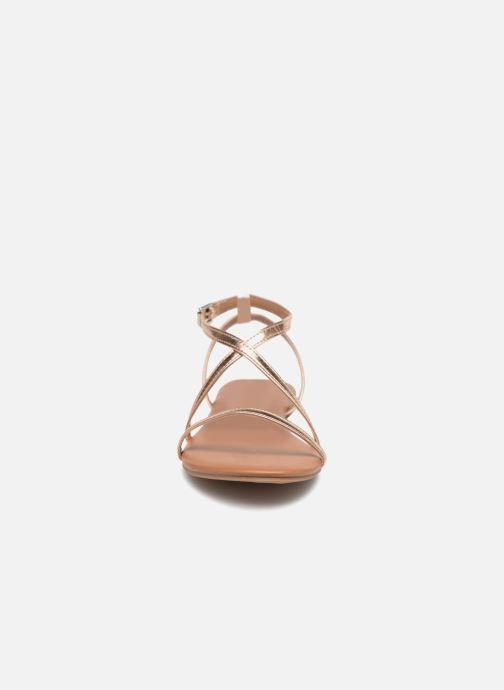 Rose Docia Sandal Gold Strap Pieces 0Nnwm8