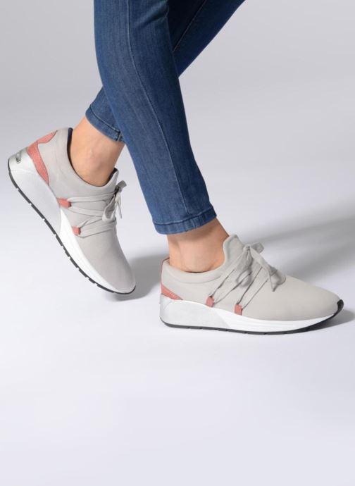 Sneakers Pieces MARY SNEAKER Grigio immagine dal basso