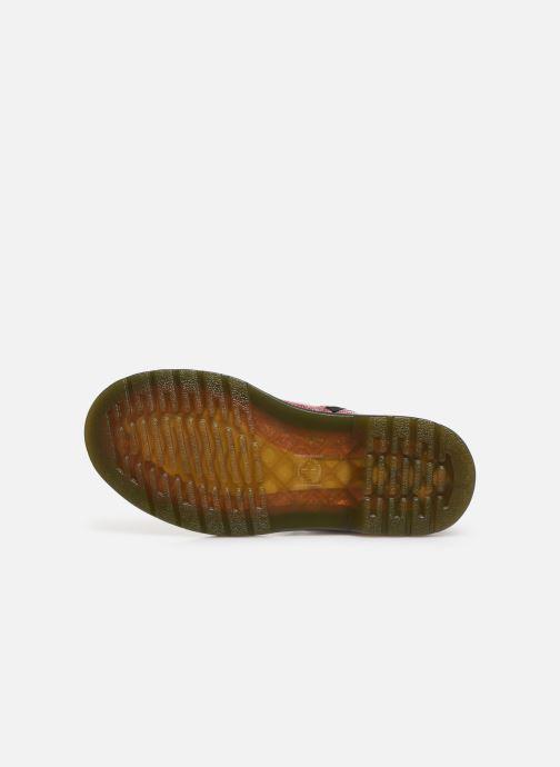 Bottines et boots Dr. Martens 1460 Glitter J Rose vue haut