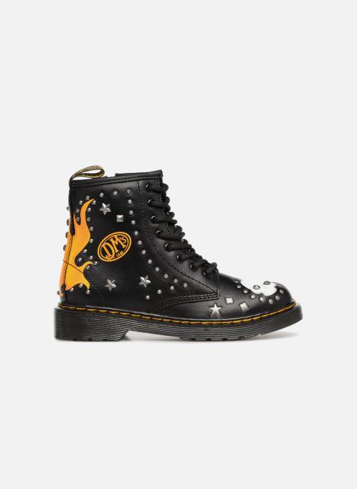 Ankle boots DR. Martens 1460 Patch+Stud Y Black back view