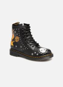Stiefeletten & Boots Kinder 1460 Patch+Stud Y