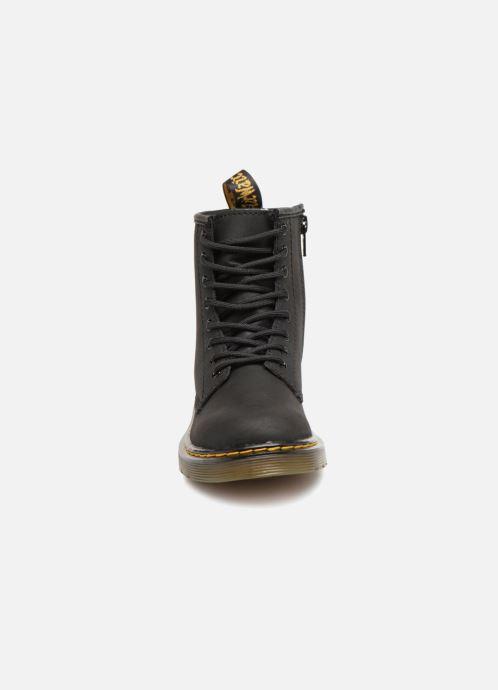 Bottines et boots Dr. Martens 1460 Serena J Warm Noir vue portées chaussures