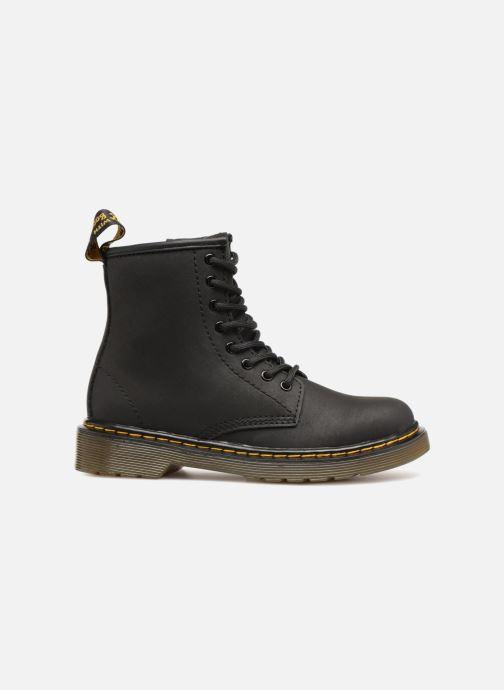 Ankle boots DR. Martens 1460 Serena J Warm Black back view