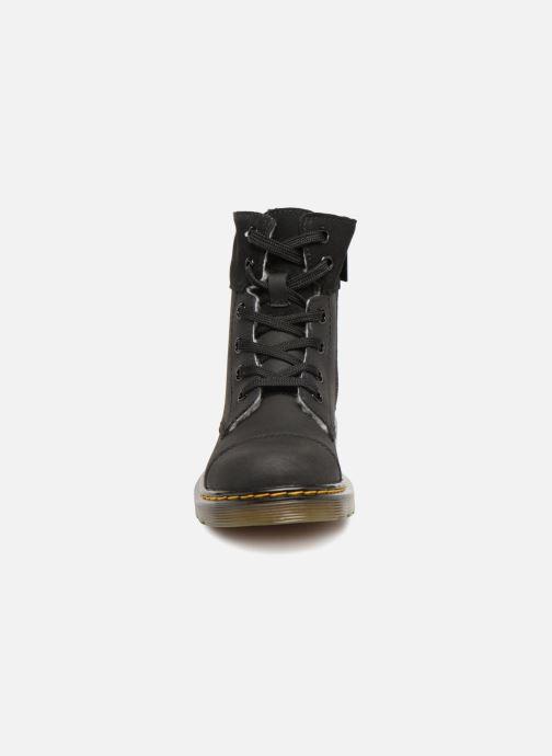 Bottines et boots Dr. Martens Aimilita J Noir vue portées chaussures