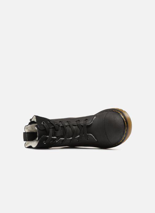 Stiefeletten & Boots Dr. Martens Aimilita J schwarz ansicht von links