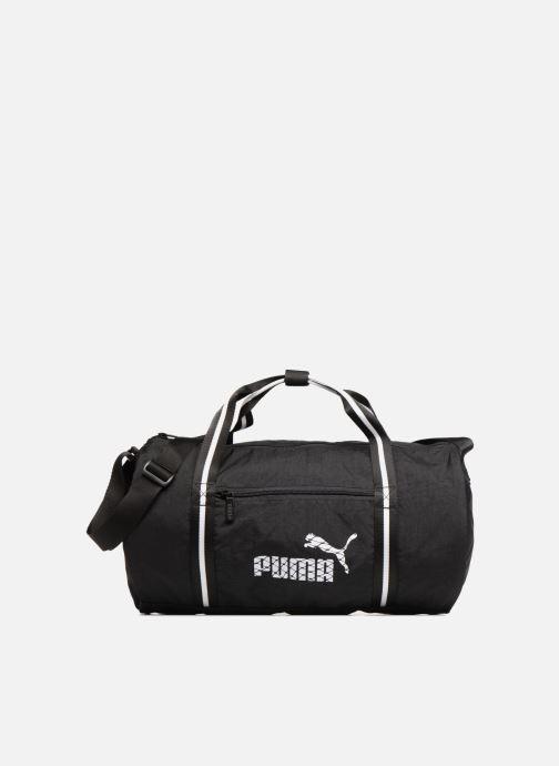 Sporttassen Puma WMN CORE BARREL BAG Zwart detail