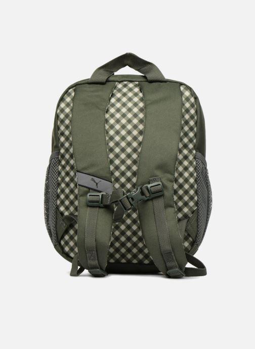 Scolaire Puma PUMA x Tiny Cotton Backpack Vert vue face