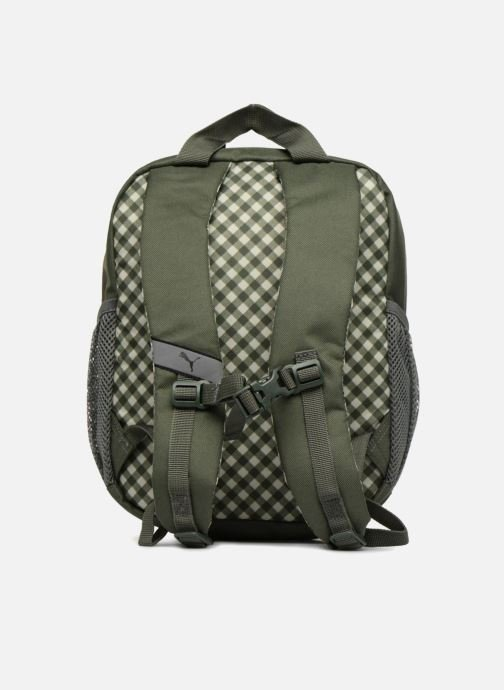 Scolaire Puma PUMA x Tiny Cotton Backpack Vert vue face