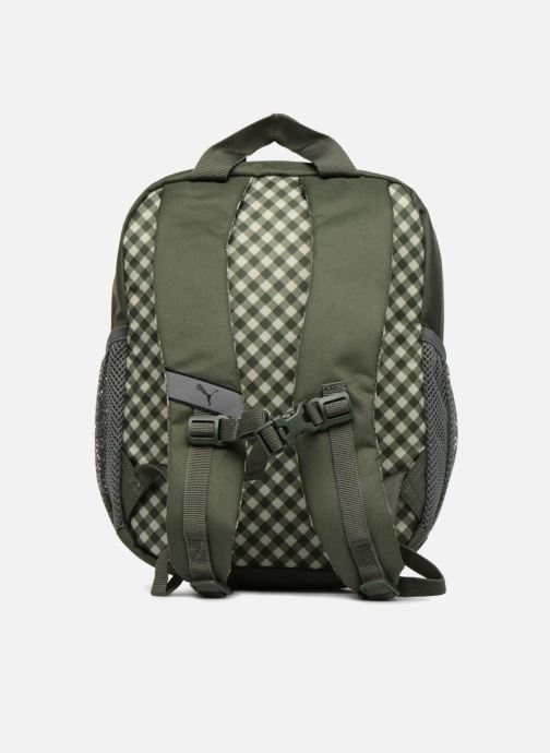 School bags Puma PUMA x Tiny Cotton Backpack Green front view