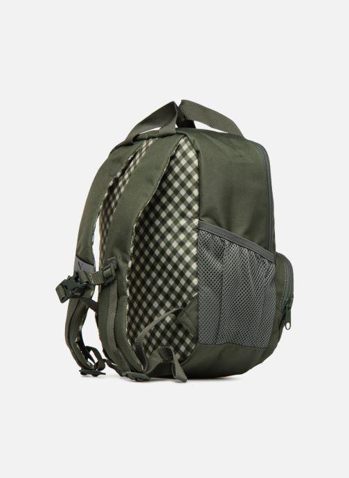 Scolaire Puma PUMA x Tiny Cotton Backpack Vert vue droite