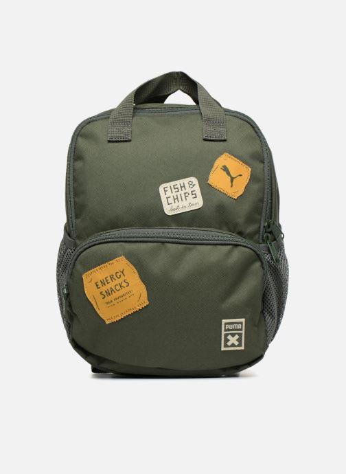 Scolaire Puma PUMA x Tiny Cotton Backpack Vert vue détail/paire