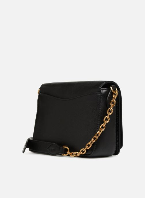 Sacs à main Polo Ralph Lauren BROOK CHAIN CROSSBODY S Noir vue droite