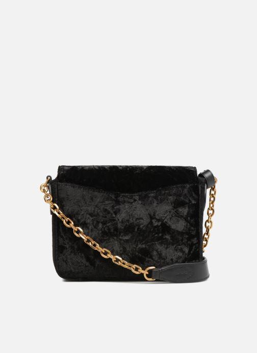 Sacs à main Polo Ralph Lauren BROOK CHAIN CROSSBODY S Noir vue face