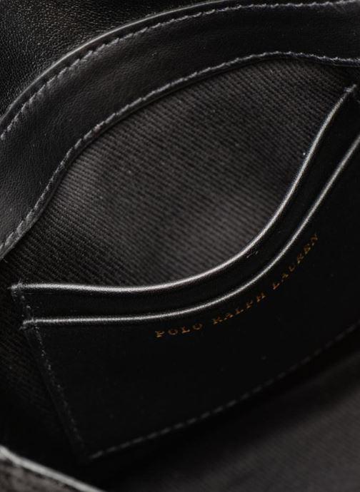 Sacs à main Polo Ralph Lauren BROOK CHAIN CROSSBODY S Noir vue derrière