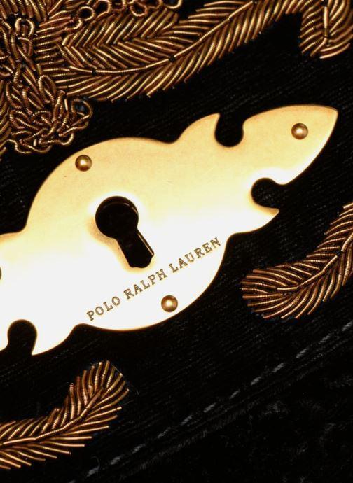 Sacs à main Polo Ralph Lauren BROOK CHAIN CROSSBODY S Noir vue gauche