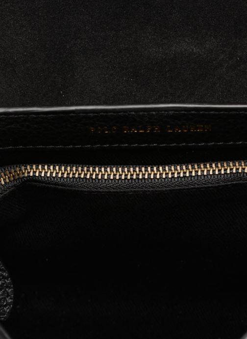 Sacs à main Polo Ralph Lauren LENNOX BELT SADDLE Noir vue derrière