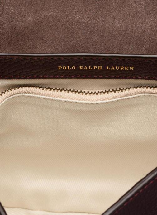 Lauren Lennox Wine Saddle Belt Polo Ralph Yyf76bvg