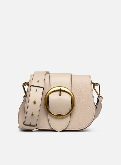 Sacs à main Polo Ralph Lauren LENNOX BELT SADDLE Beige vue détail/paire