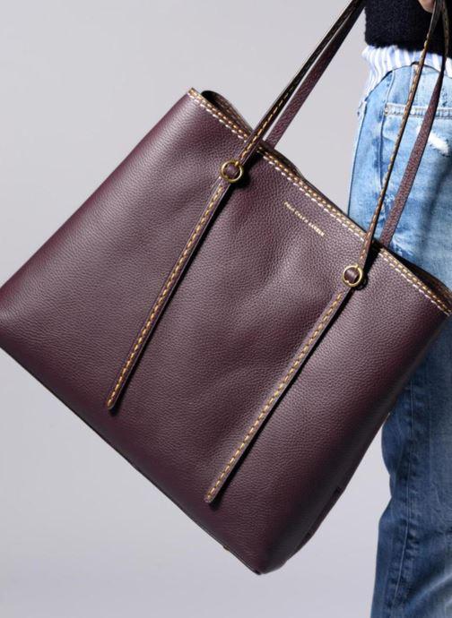 5fbc8de00b Polo Ralph Lauren LENNOX TOTE LARGE (Black) - Handbags chez Sarenza ...
