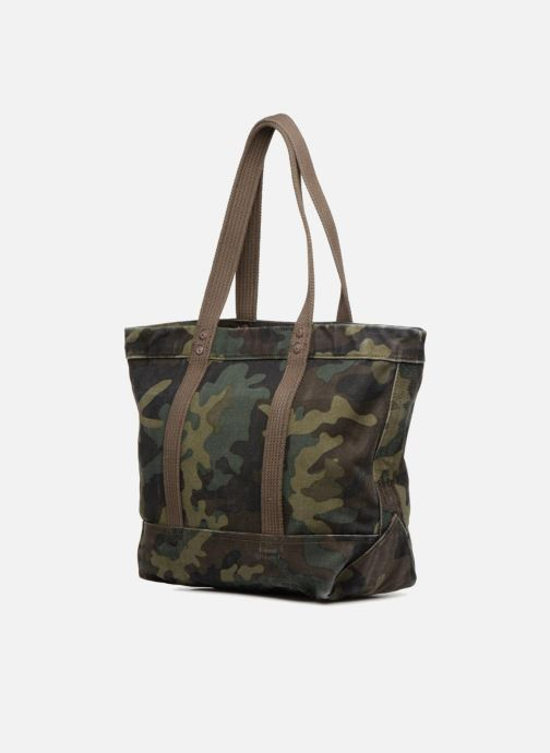 Pp Tote Ralph Canvas Handtaschen Lauren Polo 349133 grün PqEBaHxn4w