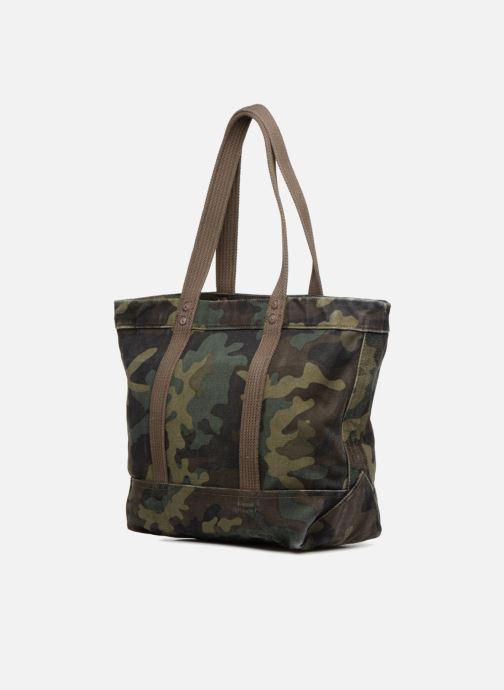 156404c84 Polo Ralph Lauren PP TOTE CANVAS (Green) - Handbags chez Sarenza ...