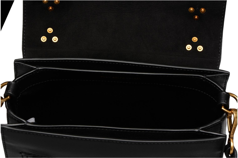 Sacs à main Polo Ralph Lauren MONTANA SMALL SCHOOLY Noir vue derrière