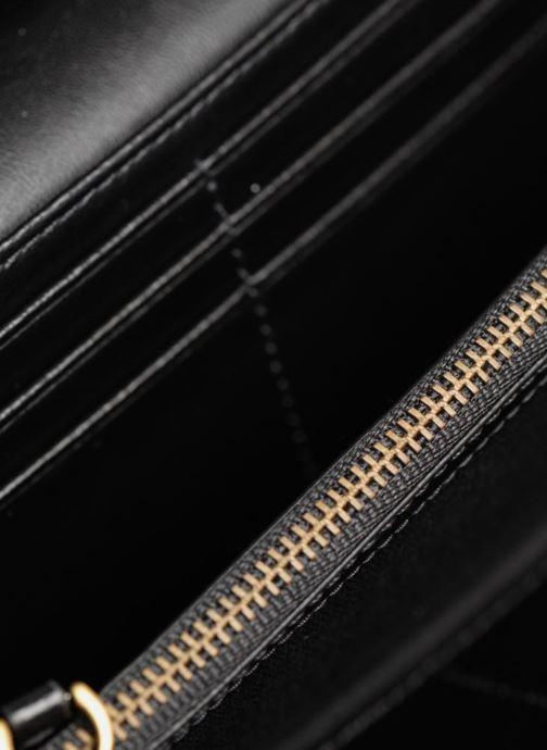 Sacs à main Polo Ralph Lauren CORE WALLET CHAIN CLUTCH Noir vue derrière