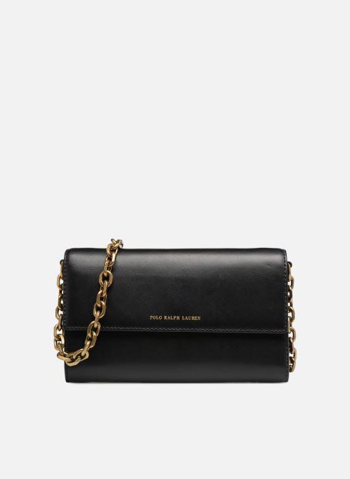 75dc3220b Bolsos de mano Polo Ralph Lauren CORE WALLET CHAIN CLUTCH Negro vista de  detalle / par
