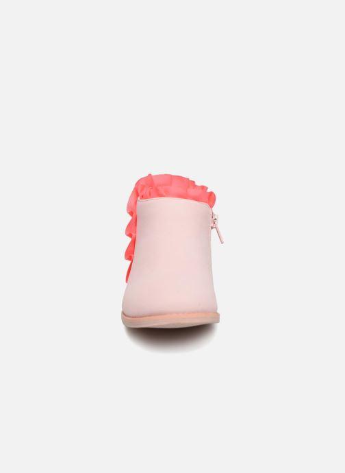 Bottines et boots Billieblush Billie Rose vue portées chaussures