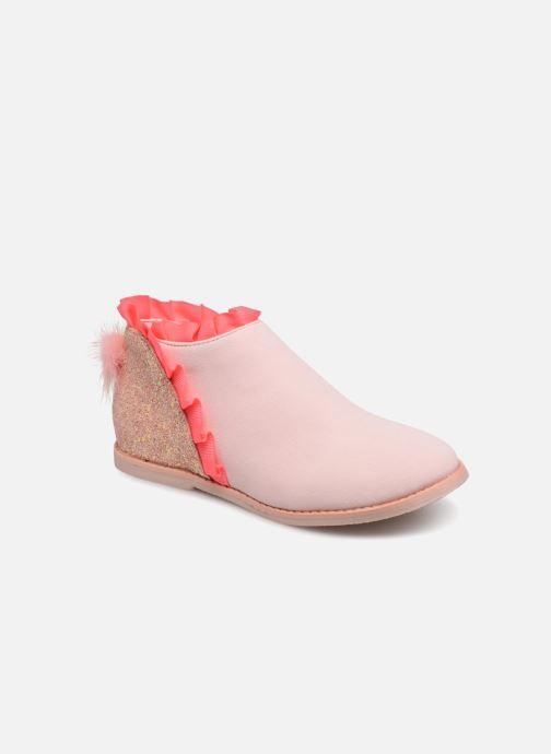 Boots en enkellaarsjes Billieblush Billie Roze detail