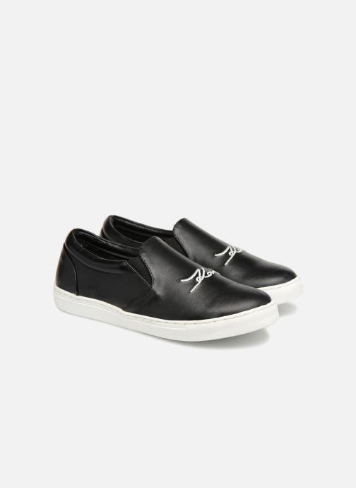 Sneakers Karl Lagerfeld Skool Team 3 Zwart 3/4'