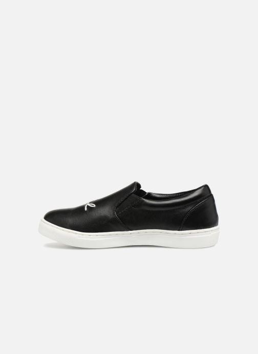 Sneakers KARL LAGERFELD Skool Team 3 Zwart voorkant