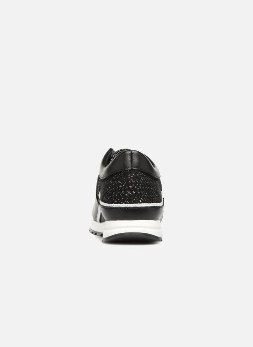 Baskets Karl Lagerfeld Karl Star Noir vue droite