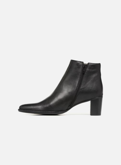 Ankle boots Georgia Rose Suzon Black front view