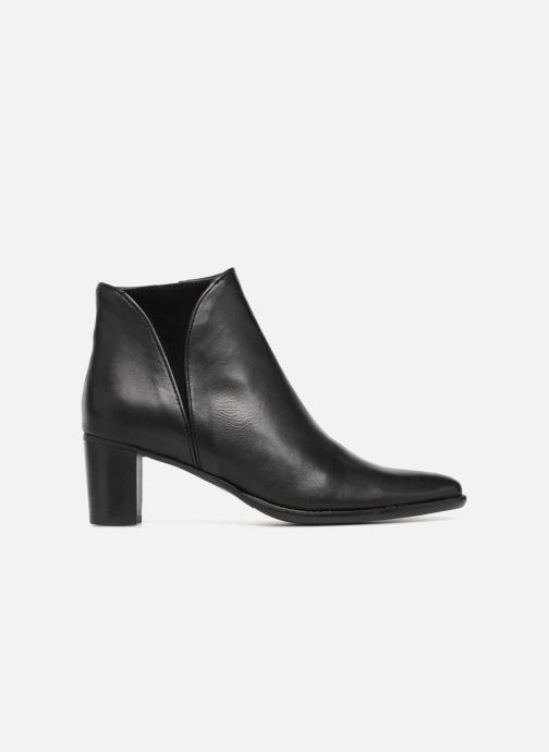 Ankle boots Georgia Rose Suzon Black back view