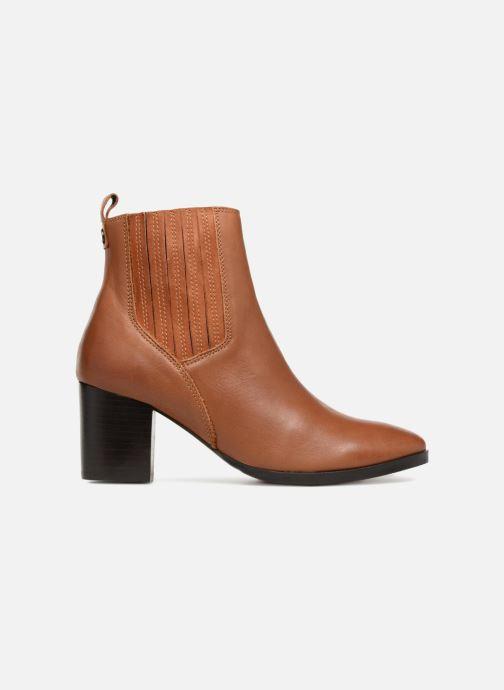 Bottines et boots Georgia Rose Sandrine Soft Marron vue derrière