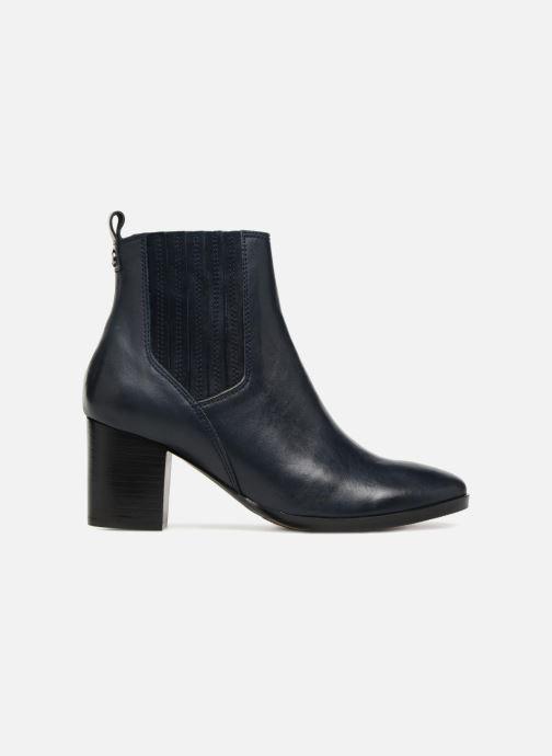 Bottines et boots Georgia Rose Sandrine Soft Bleu vue derrière
